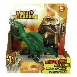 Dinozaur cu sunete si lumini Dragon I 16896