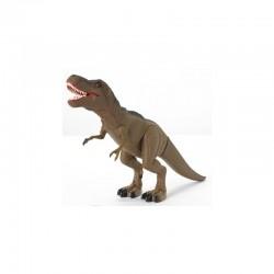 Dinozaur cu sunete si lumini T-Rex Dragon I 80046
