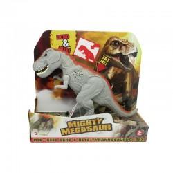 Dinozaur cu sunete si lumini T-Rex 30cm Dragon I 80076