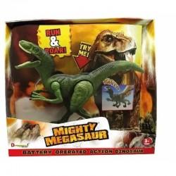 Dinozaur cu sunete si lumini Raptor Dragon I 80077