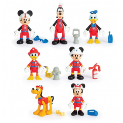 Figurina surpriza in ou Mickey cu accesorii IMC 185920