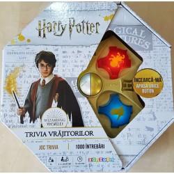 Joc Trivia Vrajitorilor Harry Potter 3820111 in limba romana