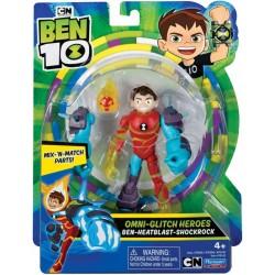 Ben10 figurina Omni Glitch 76100-76142
