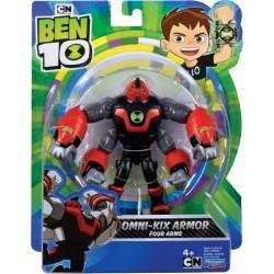Ben10 figurina Omni Kix Armor Four Arms 76100-76148