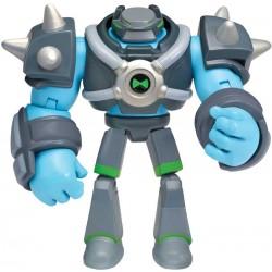 Ben10 figurina Shock Rock 76100-76150
