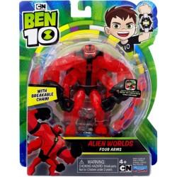 Ben10 figurina Alien Worlds Four Arms 76100-76159