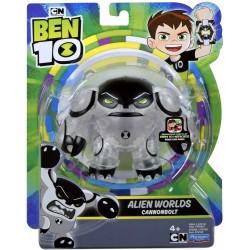 Ben10 figurina Alien Worlds Cannonbolt 76100-76160