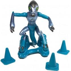 Ben10 figurina Omni Metallic XLR8 76100-76178