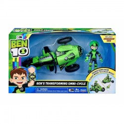 Ben 10 vehicul transformabil Omni-Cycle Playmates 77404
