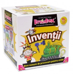 Joc educativ Brainbox Inventii 94015
