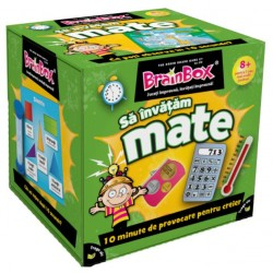 Joc educativ Brainbox Sa invatam Mate 94018