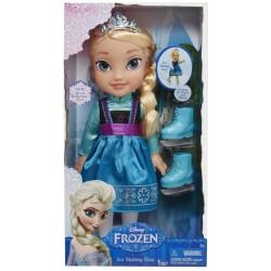 Frozen Elsa pe patine Jakks Pacific