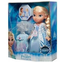 Frozen Elsa luminile Nordului