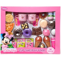 Set cofetarie 40 piese Minnie Mouse