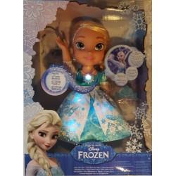 Frozen Elsa canta in limba romana