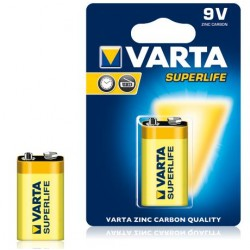 Baterie Varta 9V Superlife