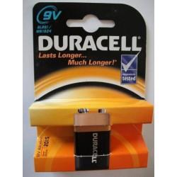 Baterie Duracell 9v Alkalina
