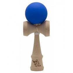 Kendama solid rubber albastru