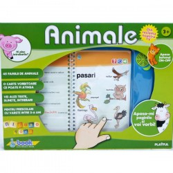 Carticica Electronica I-book Animale