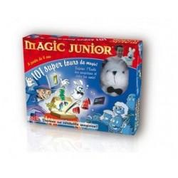 Set magie 101 trucuri junior cu iepure