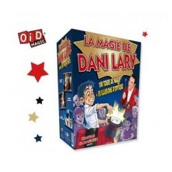 Set magie 101 trucuri + 52 iluzii optice Dani Lary