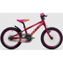 Bicicleta copii CUBE KID 160 Berry Pink 2017