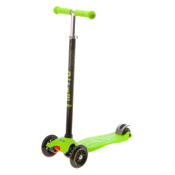 Micro trotineta Maxi Lemon Green