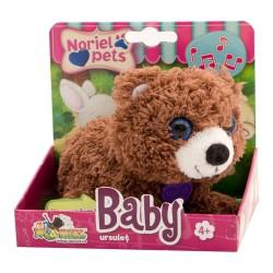Jucarie de plus Noriel Baby Pets Ursulet 3580