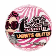 Papusa LOL Surprise Lights Glitter 564843
