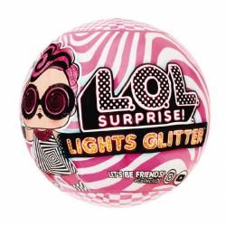 Papusa LOL Surprise Lights Glitter 564843
