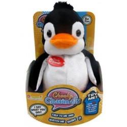 Prieten chatimals obraznicel pinguin