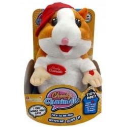 Prieten chatimals obraznicel hamster