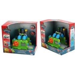 Chuggington spalatoria locomotivelor