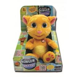 Ginger prietenul vorbaret