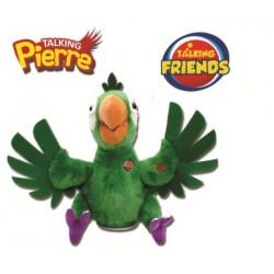 Pierre prietenul vorbaret