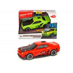Masina cu sunete si lumini Dodge Dickie 203752009