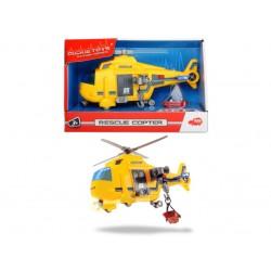 Dickie elicopter 18cm cu sunete si lumini 203302003