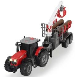 Tractor Massey Ferguson 8737 Dickie 203737007
