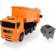 Masina pentru gunoi MAN 25cm Dickie 203744003-2