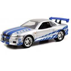 Masina de asamblat Fast and Furios Nissan 2002 253202005