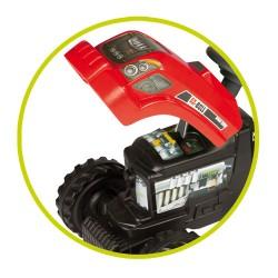 Tractor cu remorca si pedale Smoby