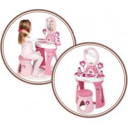 Set coafor cu oglinda Hello Kitty Smoby