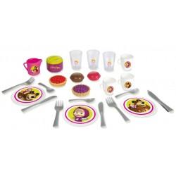 Cos de picnic Masha si Ursul Smoby 310515