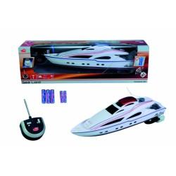 Barca cu motor cu radiocomanda