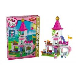 Castel de printese Hello Kitty Big Bloxx