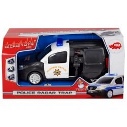 Masina de politie cu radar Dickie 3002038