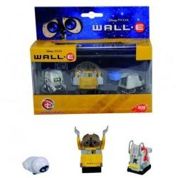 Wall-E set 3 personaje