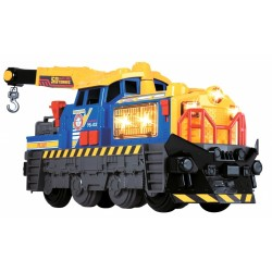 Locomotiva cu sunete si lumini Dickie