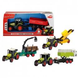 Tractor Dickie cu functii 3736001