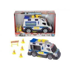 Masina de politie cu sunete si lumini